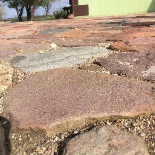 Благоустройство территорий натуральным камнем